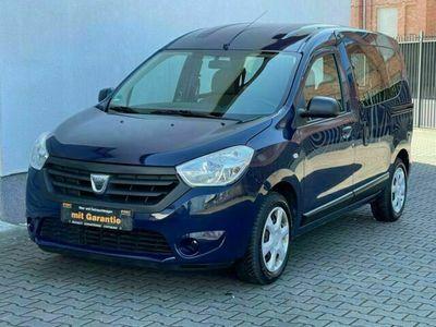 gebraucht Dacia Dokker 1.6 MPI Ambiance*LPG*1.Hand*TÜV neu