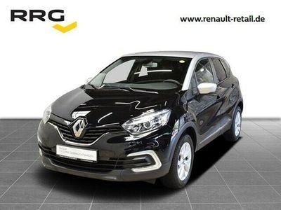 gebraucht Renault Captur Captur1.3 TCE 130 LIMITED DELUXE SUV