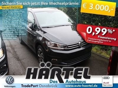 gebraucht VW Touran JOIN 7-Sitzer 1.4 TSI DSG (ACC-Radar 7