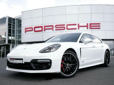 gebraucht Porsche Panamera GTS Sport Turismo Matrix Head-Up Standhz