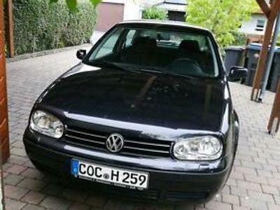 gebraucht VW Golf IV 1.4 16 v TÜV 1/2021