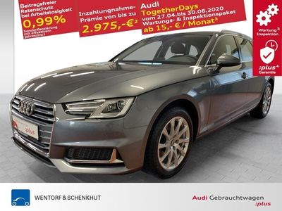 gebraucht Audi A4 Avant 40 TFSI sport Navi+ PDC GRA DAB