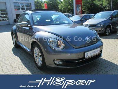 gebraucht VW Beetle 1,2 TSI Design 77KW Panoramadach