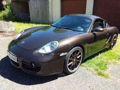 gebraucht Porsche Cayman Grundausstattung