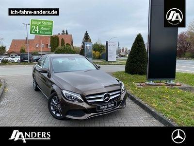 gebraucht Mercedes C250 Avantgarde Spur-P Spiegel-P