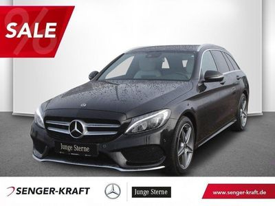 second-hand Mercedes C200 T-Modell