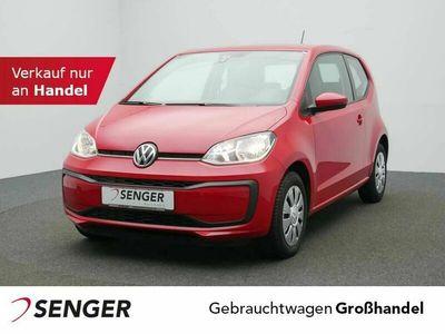 gebraucht VW up! up! move1.0 44 kW (60 PS) 5-Gang Fahrzeuge kaufen und verkaufen
