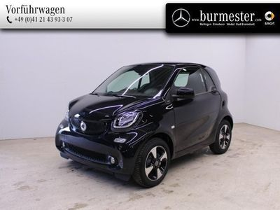 gebraucht Smart ForTwo Coupé 52 kW twinamic Pano.+Cool u. Audio