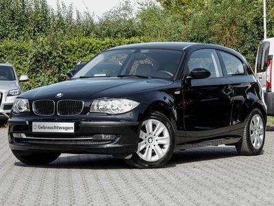 gebraucht BMW 116 i EfficientDynamics/Advantage/Klima/MFA