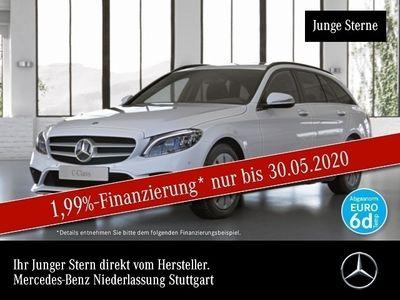 gebraucht Mercedes C220 T d 4M Multibeam AHK Keyl-GO Kamera PTS Temp