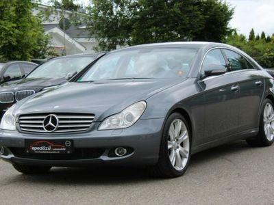 gebraucht Mercedes CLS320 CDI*Navi*Keyless*Airmatic*Leder*2.Hand