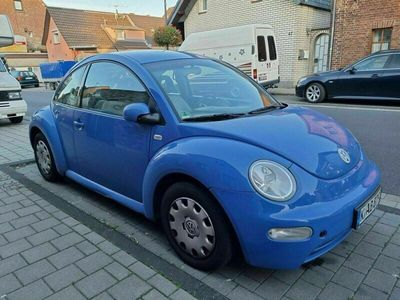 gebraucht VW Beetle blau