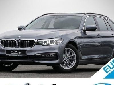 gebraucht BMW 520 d Touring HiFi WLAN Navi Prof. Klimaaut. Shz