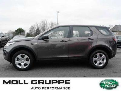 gebraucht Land Rover Discovery Sport SE 2.0 eD4 Leder Navi Xenon