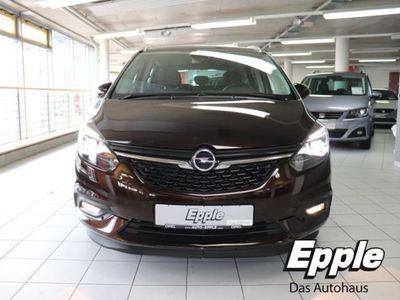 gebraucht Opel Zafira Innovation 2.0 CDTI 7-Sitzer LED Navi Dyn. Kurvenlicht Fernlichtass. PDCv+h LED-hinten