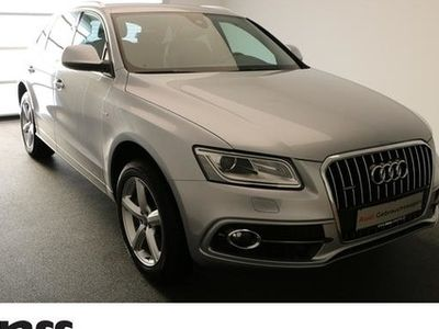 gebraucht Audi Q5 3.0 TDI (clean diesel) quattro S tronic