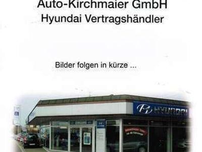 gebraucht Hyundai Santa Fe blue 2.2 CRDI 4WD Automatik 25 Jahre Ed. *AHK*DAB*