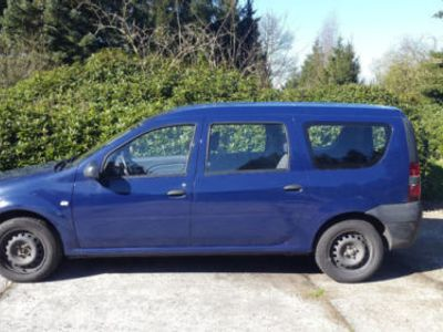 gebraucht Dacia Logan MPI 1.4