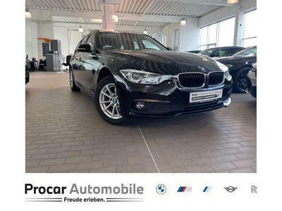 gebraucht BMW 320 d Touring Advantage Business Pack. LED PDC