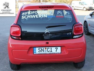 gebraucht Citroën C1 PureTech 82 Feel