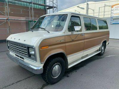 gebraucht Ford Econoline E-150 Clubwaggon