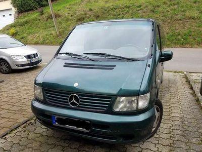 gebraucht Mercedes V220 CDI Fashion