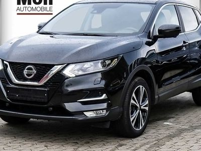 gebraucht Nissan Qashqai 1.3 DIG-T N-CONNECTA Navi FSH