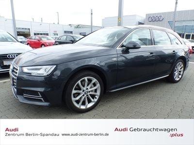 used Audi A4 Avant 2.0 TDI EU6 quattro S line S tronic *NAVIplus*VC*