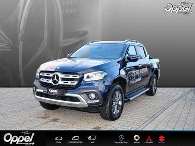 gebraucht Mercedes X250 X d 4MATIC POWER ++360°KAMERA++NAVI+TEMPOMAT