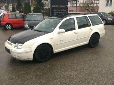 gebraucht VW Bora Variant Comfortline 2.0
