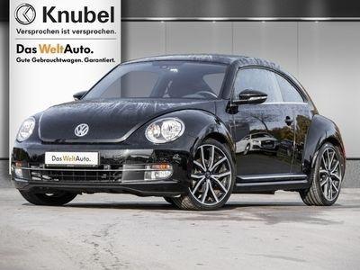 gebraucht VW Beetle Design 1.2 TSI Navi ParkPilot Sitzh. GRA Tel.
