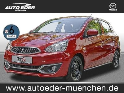 gebraucht Mitsubishi Space Star 1.0 Intro Edition Klima, Nebel, el. FH