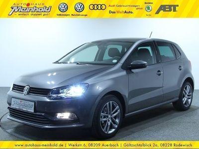 """gebraucht VW Polo """"ALLSTAR"""" 1,4 TDI 66 kW PlusPaket, LED"""