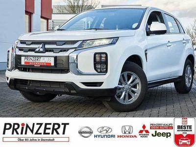 gebraucht Mitsubishi ASX 2.0 CVT 2WD 'Intro Edition ', Neuwagen, bei Autohaus am Prinzert GmbH