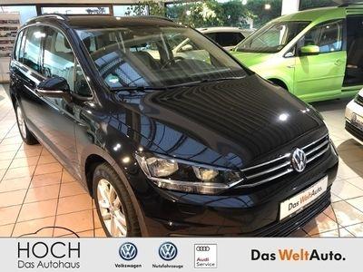 gebraucht VW Touran 1.6TDI DSG+AppConnect+Lenkrad heizbar+ACC
