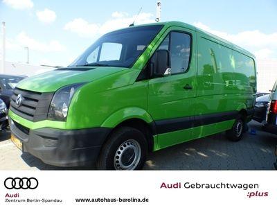 gebraucht VW Crafter 35 2.0 TDI Kasten MR *RÜCKFAHRKAMERA*