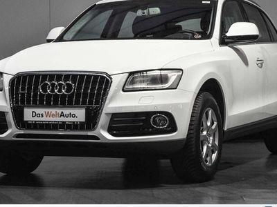 gebraucht Audi Q5 2.0 TDI quattro S tronic LEDER/ EINPARKHILFE