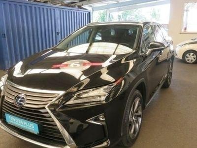 gebraucht Lexus RX450h Luxury Line