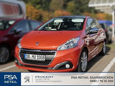 used Peugeot 208 Blue-HDi 100 Stop&Start Style*Sitzheizung*Sichtpak