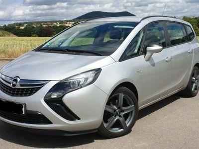 gebraucht Opel Zafira Tourer 1.4 Turbo ecoFLEX 7-Sitzer