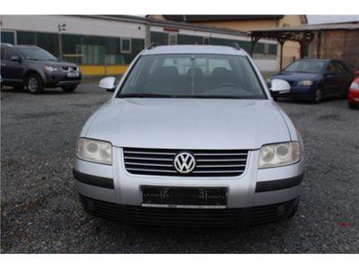 gebraucht VW Passat Variant EURO 4/ AHK /SHZ/LEDER/NAVI