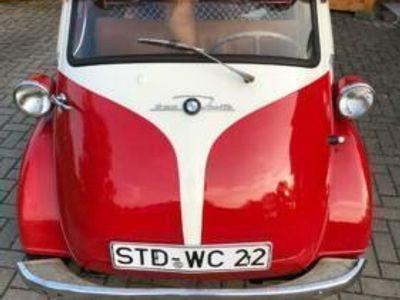 käytetty BMW Isetta Bj. 1961 - Schmuckstück-fahrtauglich