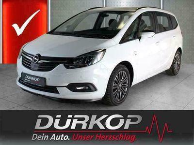 gebraucht Opel Zafira C 120 Jahre 1.6 CDTI AGR-Sitze*PDC v+h*Winterpaket