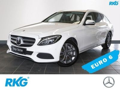 used Mercedes C250 d T-Modell