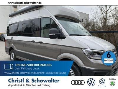gebraucht VW California Crafter Grand2.0 TDI Autom. LED