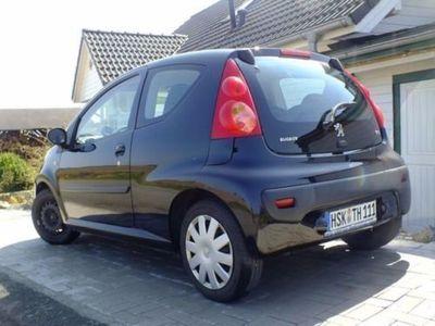 gebraucht Peugeot 107 70 2-Tronic Filou