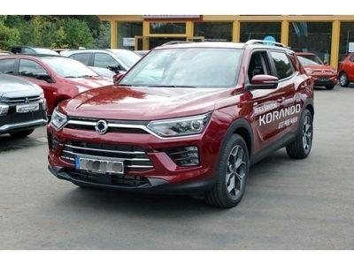 gebraucht Ssangyong Korando Quartz 1,6e-Xdi Diesel 4WD