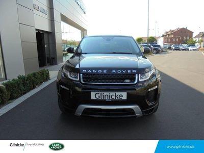 gebraucht Land Rover Range Rover evoque SE Dynamic 2.0 TD4 Leder Navi Keyless e-Sitze El. Fondsitzverst.