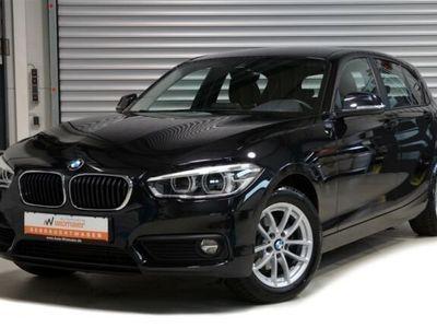 gebraucht BMW 118 i -- Navi/ LED/ PDC/ Bluetooth/ 16LM