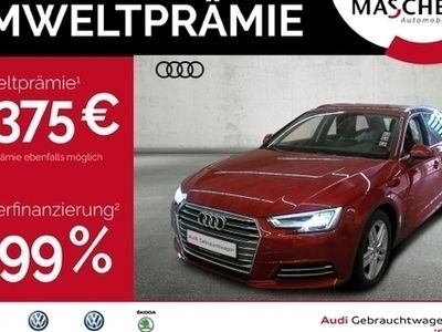 gebraucht Audi A4 Avant Sport 3.0 TDI Navi PDC LED Alcantara LED